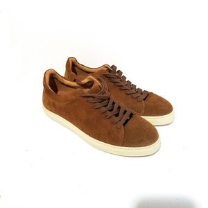 Selected Homme Suade Sneakers